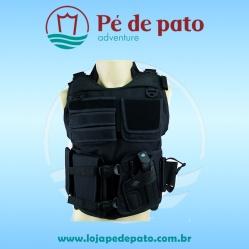 Colete Militar Tatico S.I (Soft Impact) Cia. Militar