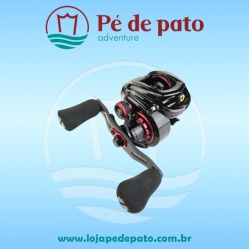 Carretilha Black Widow Marine Sports