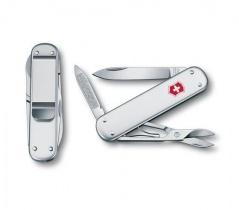 Canivete Victorinox Money Clip Aluminio 5F