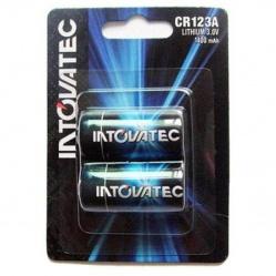 Bateria Tovatec CR123A