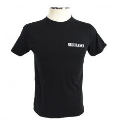 Camiseta Bordada Segurança