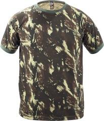 Camiseta Camuflada Manga Curta Padrão EB