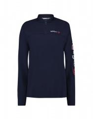 Camiseta Fishing Co Ziper 50UFP
