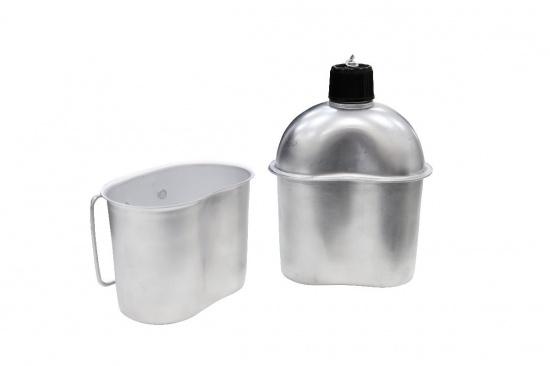 Cantil Alumínio Com Caneca Nautika - Foto 1