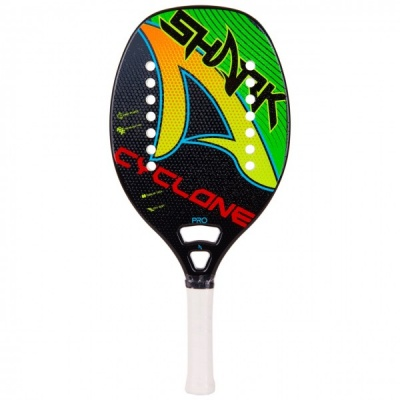 Raquete de Beach Tennis Shark Cyclone - Foto 1