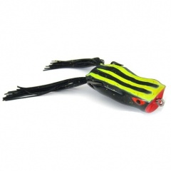 Isca Artificial Popper Frog Marine Sports