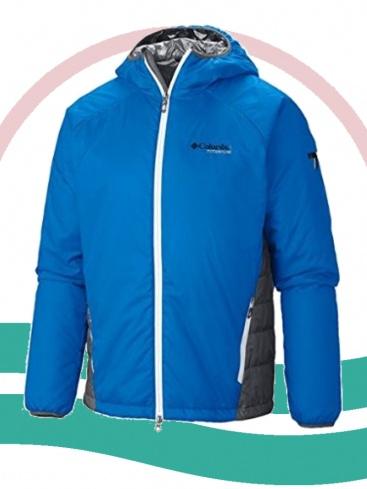 Jaqueta Prime Hiker Hyper Blue Columbia