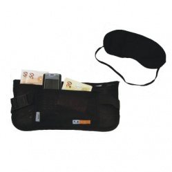 Kit Vox Com Blacout e Money Belt Azteq
