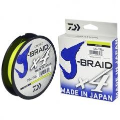 Linha Multifilamento J-Braid x4 Daiwa