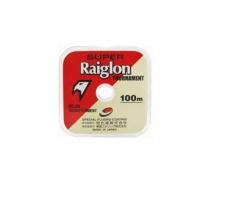 Linha Monofilamento Super Raiglon 100m