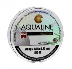 Linha Aqualine Multifilamento Excellence 150m Aqua Fishing