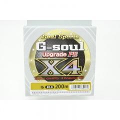 G-soul linha multifilamento 4x