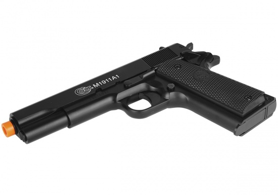 Pistola Airsoft Spring 1911 A1 - Foto 2