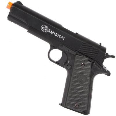 Pistola Airsoft Spring 1911 A1 - Foto 1