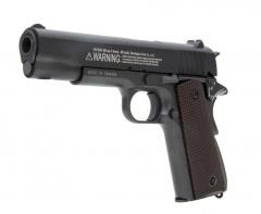 Pistola Pressão co2 1911 Remington 4,5mm Esfera de Aço