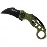 Canivete Shark Green Invictus