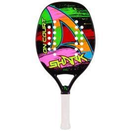 Raquete de Beach Tennis Shark On Court
